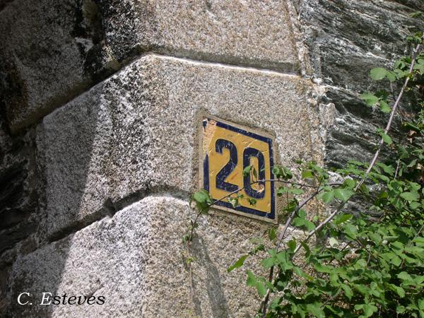 Sim, não há dúvida: é mesmo o número 20!